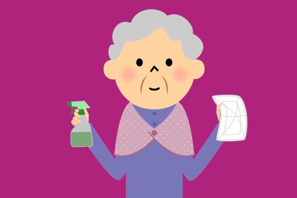 Omas Wäschepflege-Tipps: Nachmachen oder vergessen?