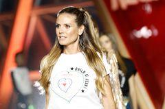 Aufschrei junger Frauen gegen Heidi Klum auf Instagram: #notheidisgirl