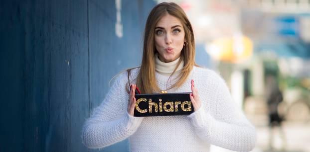 Chiara Ferragni ist eine der einflussreichsen Influencer der Welt