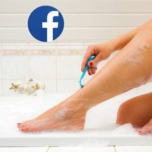 Facebook verbietet Rasier-Werbung