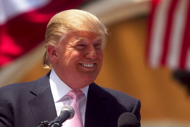 Donald Trump für den Friedensnobelpreis 2017 nominiert