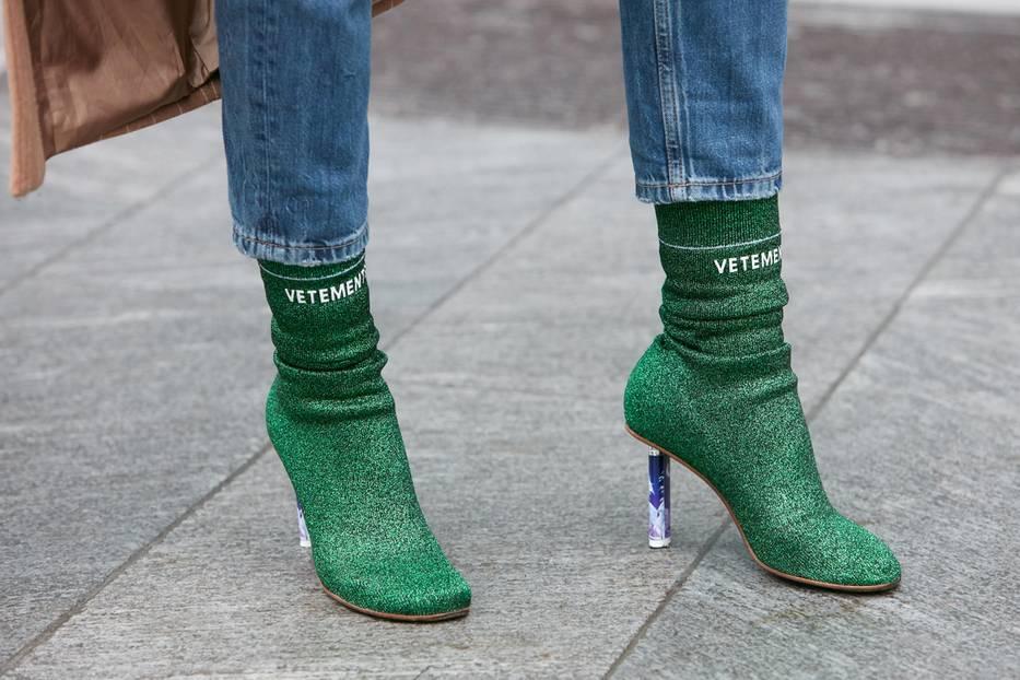Merkwürdiger Modetrend von Vetements