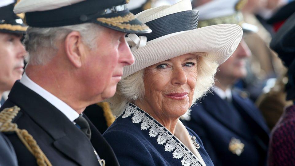 Charles, Camilla