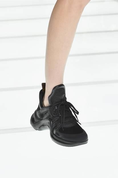 Merkwürdiger Modetrend bei Louis Vuitton