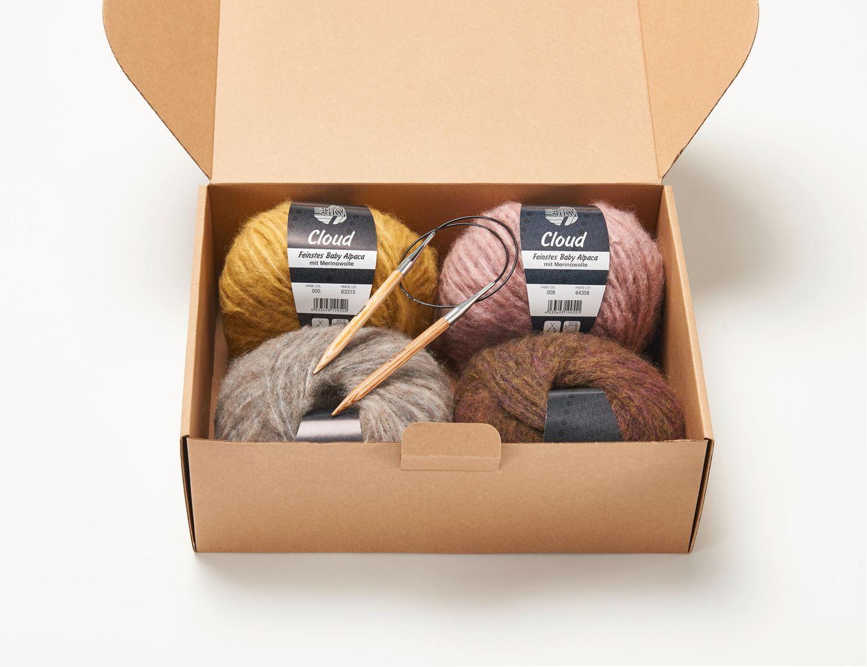 Schal fürs Leben 2017: Unser Wollpaket
