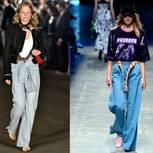 Denim-Trends 2018 auf dem Catwalk