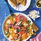 Tomaten-Orangen-Salat