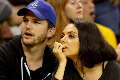 Mila Kunis & Ashton Kutcher: Keine Geschenke für ihre Kids