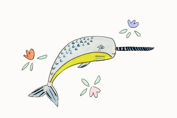 Jahreshoroskop Wassermann: Zeichnung Wassermann