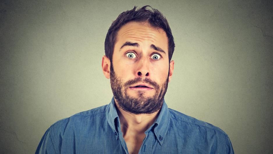 """""""Verdammt, so weh tut das??"""": Männer simulieren Wehen - und sind überrascht ..."""