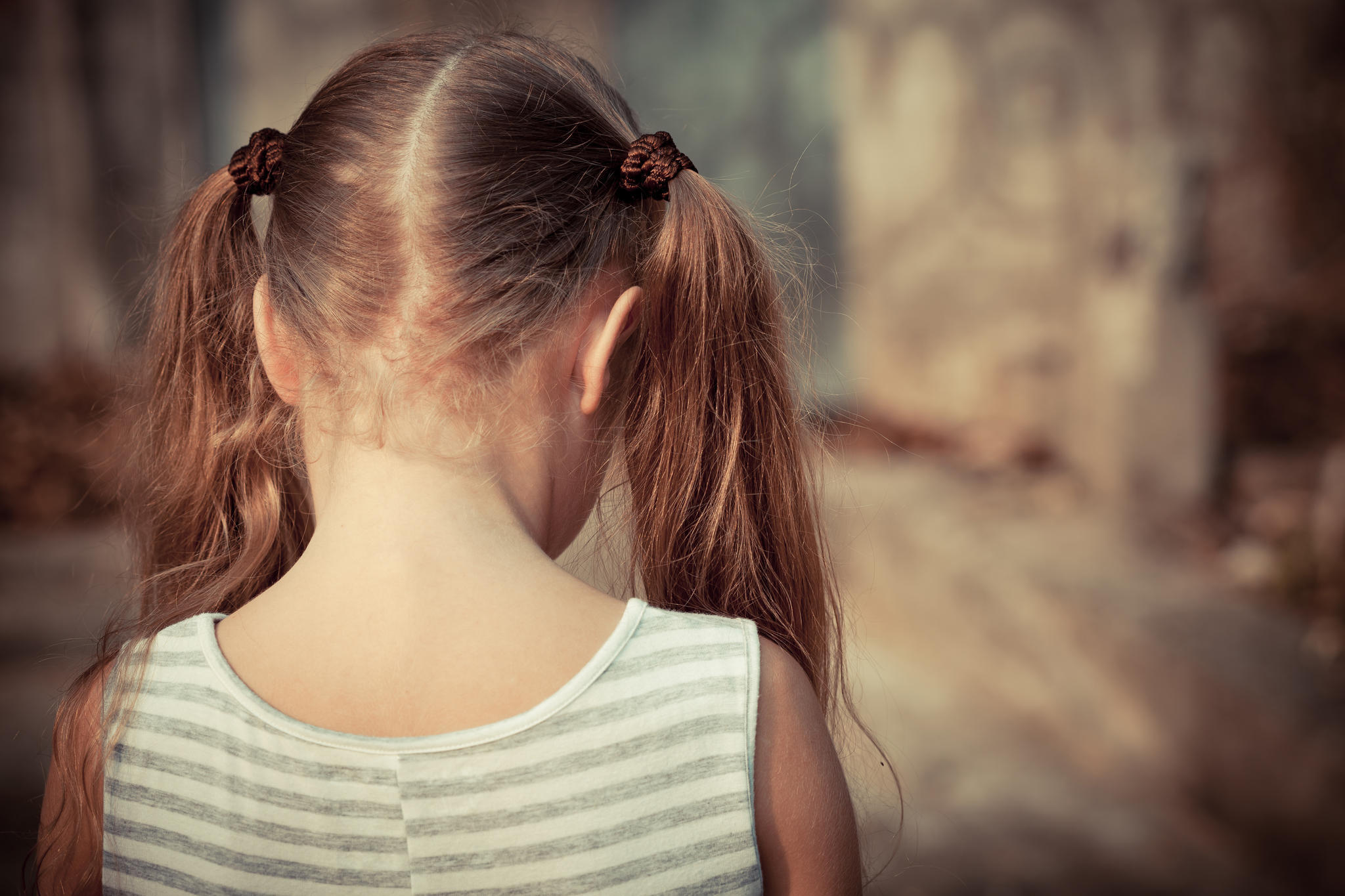 Verfrühte Pubertät 5 Jährige Hat Brüste Und Ihre Periode Brigittede