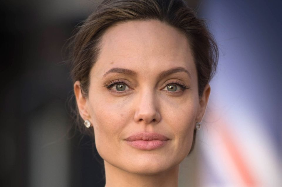 Schauspielerin Angelina Jollie