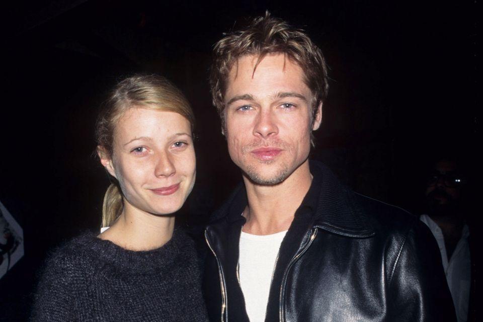 In den 90er-Jahren ein Paar: Gwyneth Paltrow und Brad Pitt.