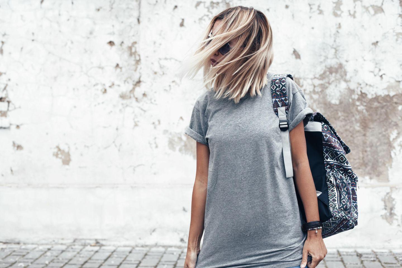 Aschblond - diese Haarfarbe ist Trend bei den Blondtönen