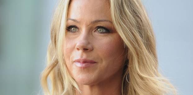 Schauspielerin Christina Applegate.