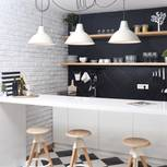 Das sind die 10 besten Einrichtungs-Tipps für die Küche!
