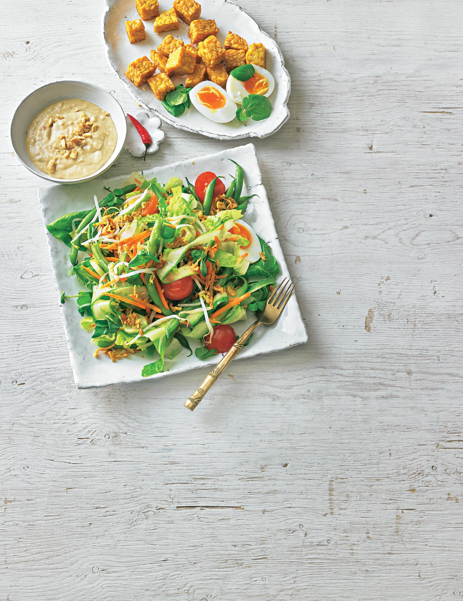 Sommer-Salate, die es in sich haben