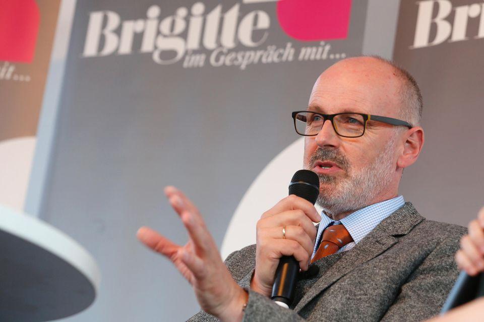 BRIGITTE LIVE: So liefen die Autoren-Talks auf der Frankfurter Buchmesse