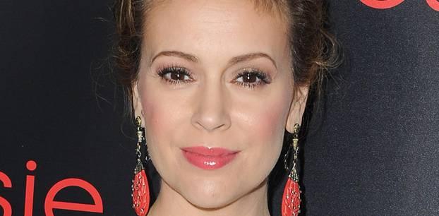Schauspielerin Alyssa Milano.