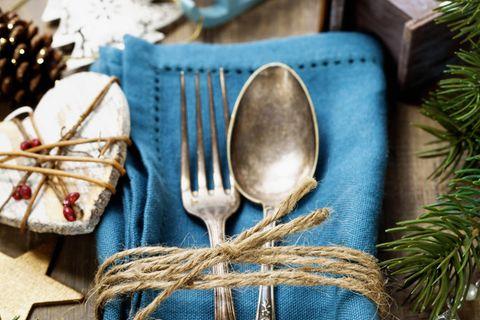 Tischdeko zu Weihnachten selber machen: Einfache Anleitungen