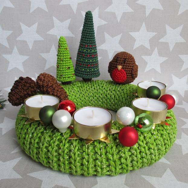 Weihnachtsdeko Selber Basteln: Das Wird Ein Fest! | Brigitte.De