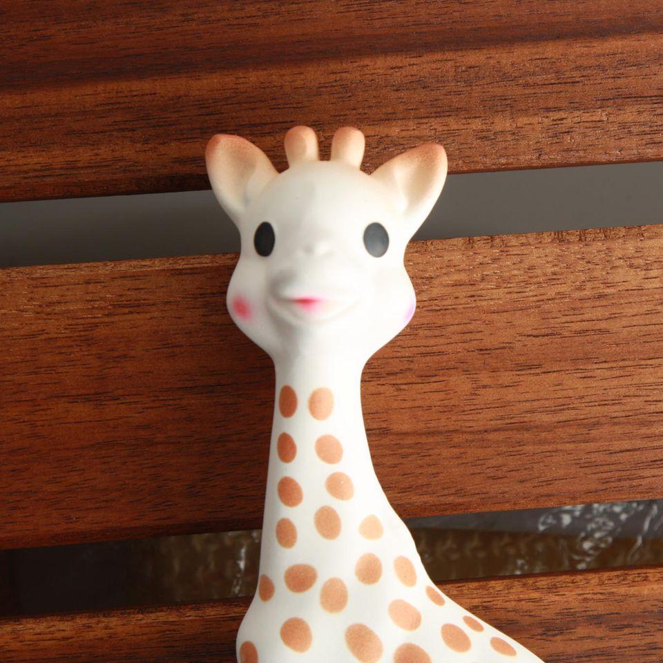 Spielzeg-Giraffe Sophie