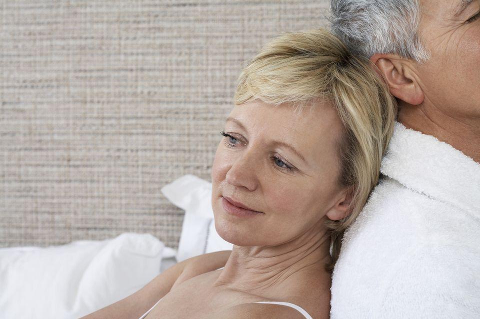 Beziehung: Mein Mann geht fremd? Das sitze ich aus!
