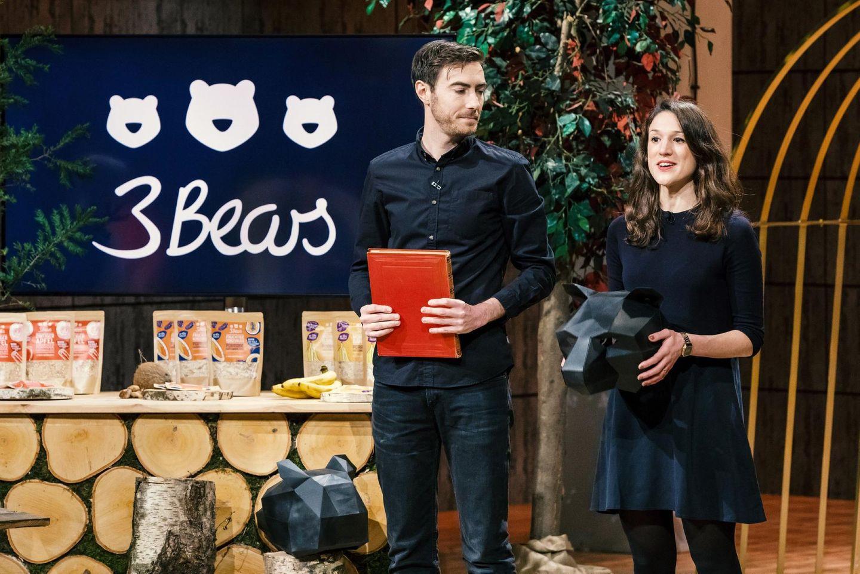 3Bears aus 'Die Höhle der Löwen': Dieses Porridge ist echte Liebe zum Genuss
