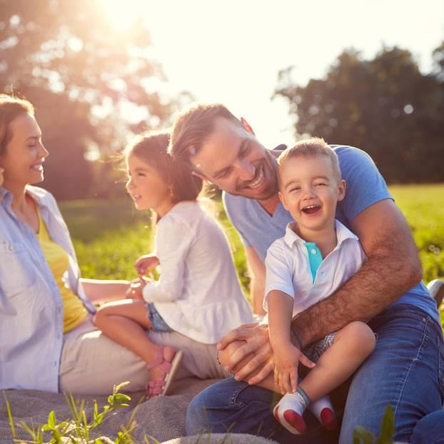 Zeit mit Familie