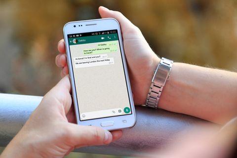 Whatsapp schaltet die Funktion frei, auf die wir schon lange gewartet haben