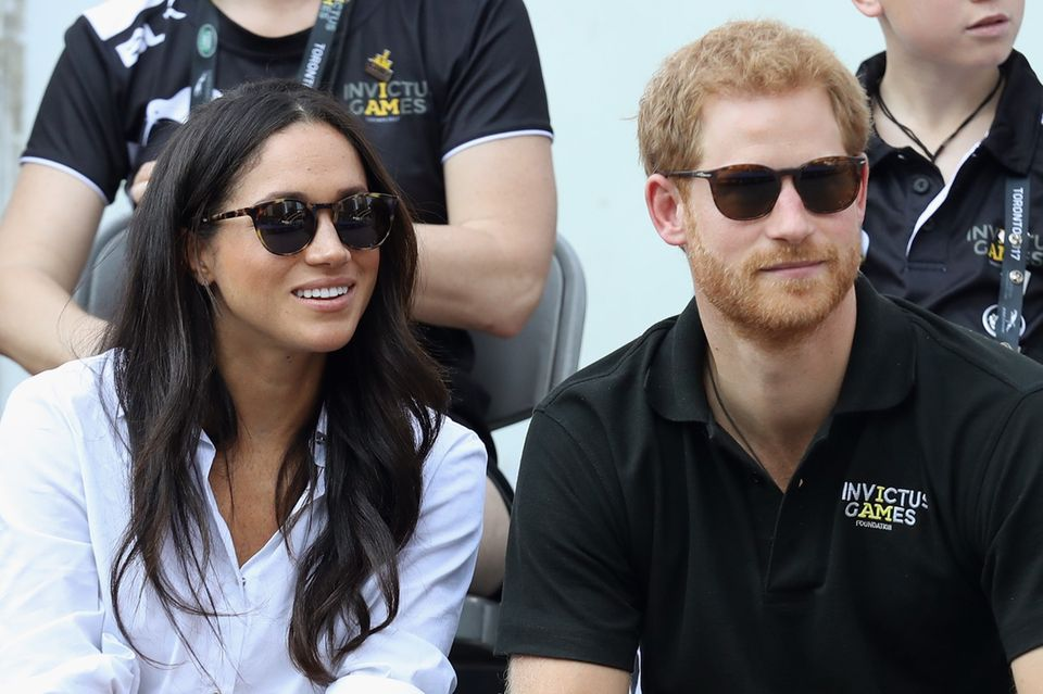 Meghan Markle verlässt Suits - für Prinz Harry