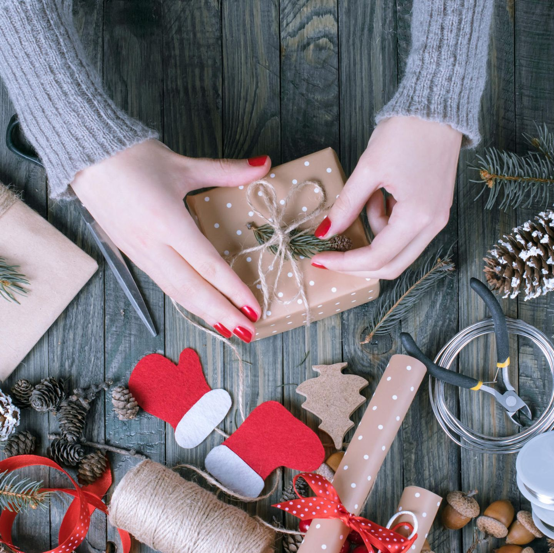 Geschenke selber machen: Tolle Ideen für Weihnachten