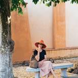 Elba: BRIGITTE-Autorin Annette Rübesamen