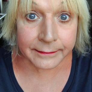 Julia ist eine transsexuelle Frau