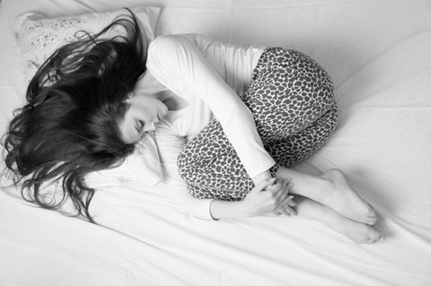 Frau hat Schmerzen beim Sex - jetzt weiß wie den Grund