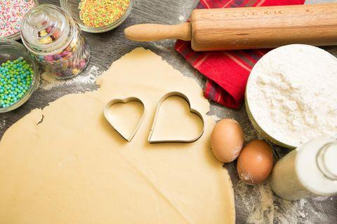 Kekse backen: Rezepte fürs Weihnachtsgebäck