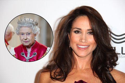 Jetzt wird's ernst! Meghan Markle trifft die Queen zum geheimen Teekränzchen