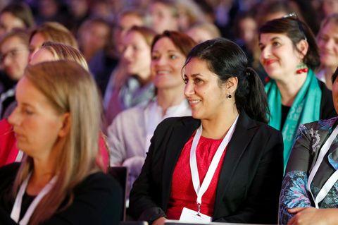 """Frauen in Führungspositionen: """"Hadern Frauen mit der Macht?"""""""