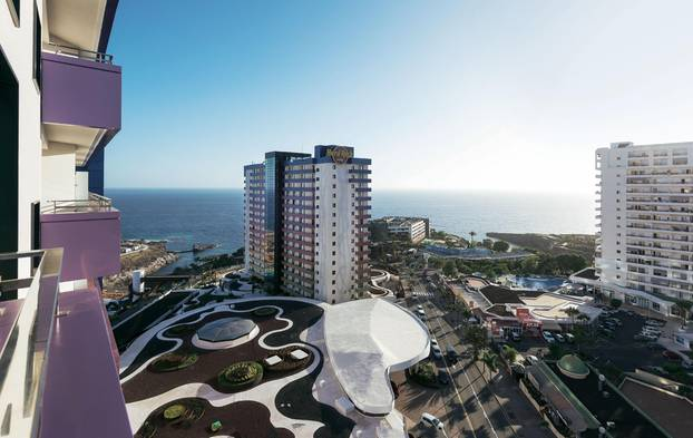 """Hard Rock Hotel Tenerife""  Teneriffa"
