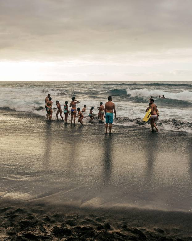 "Naturstrand ""Playa del Socorro"" Teneriffa"