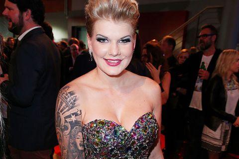 Melanie Müller erntet Shitstorm für Tattoo