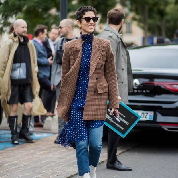 7a561cae77eb Style-Guide  Tragbare Kleid-über-Hose-Kombis   BRIGITTE.de
