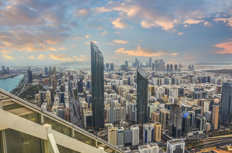 Abu Dhabi Shopping-Metropole