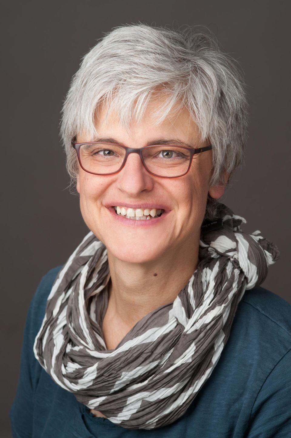 Nach dem Tod des Partners: Ellen Peiffer hilft Betroffenen