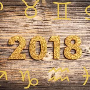Jahreshoroskop 2018: Zahl 2018
