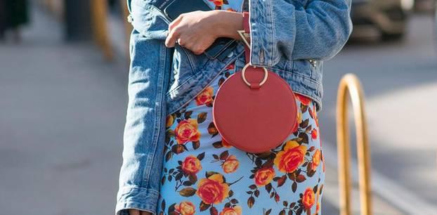 Circle Bag an einer Frau