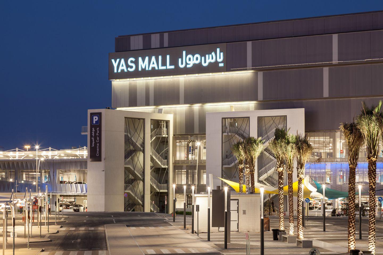 Abu Dhabi Shopping - Yas Mall