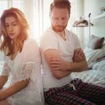 Was verunsichert Männer: Paar im Bett
