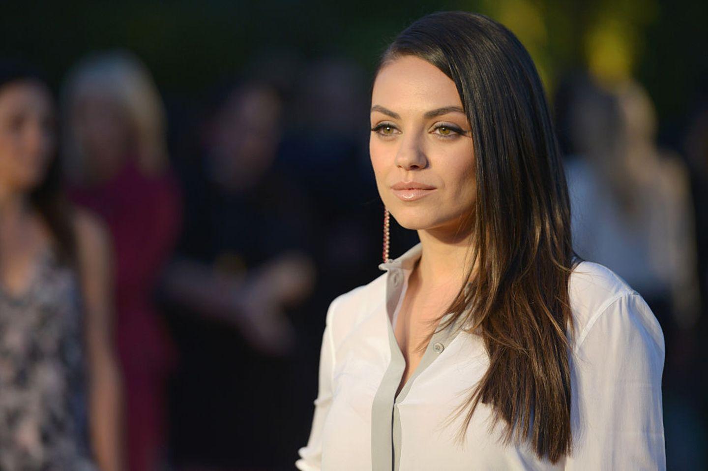 Mila Kunis offenbart: Tochter Wyatt (3) trinkt regelmäßig Wein!