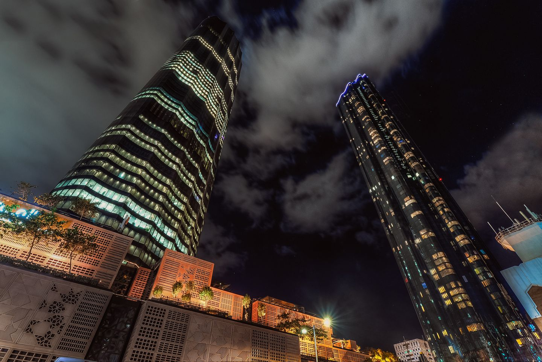 Shopping in Abu Dhabi: World Trade Center